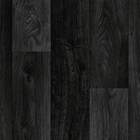 Oleum black stained flooring