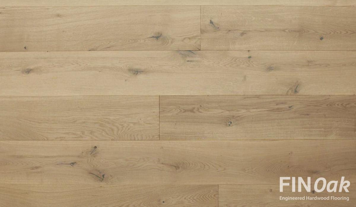 HDF core wood floor