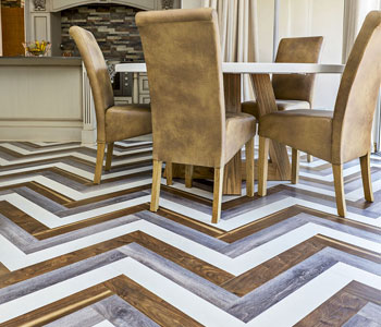 Authentic Herringbone custom pattern