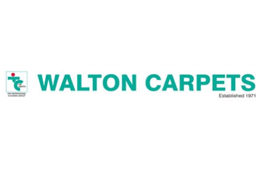 Walton carpets logo