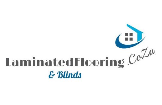 Laminated flooring logo