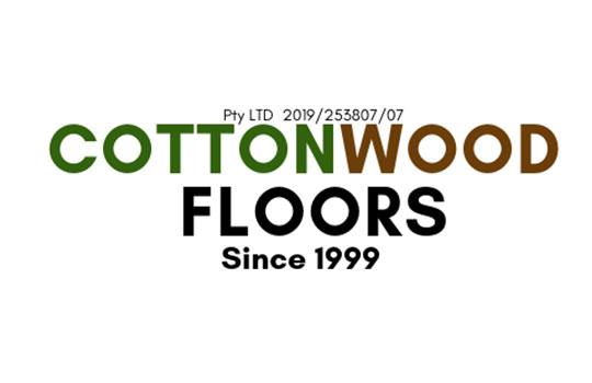 Cotton wood floors logo