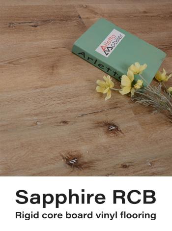 Sapphire vinyl flooring