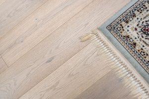 wood floor close up