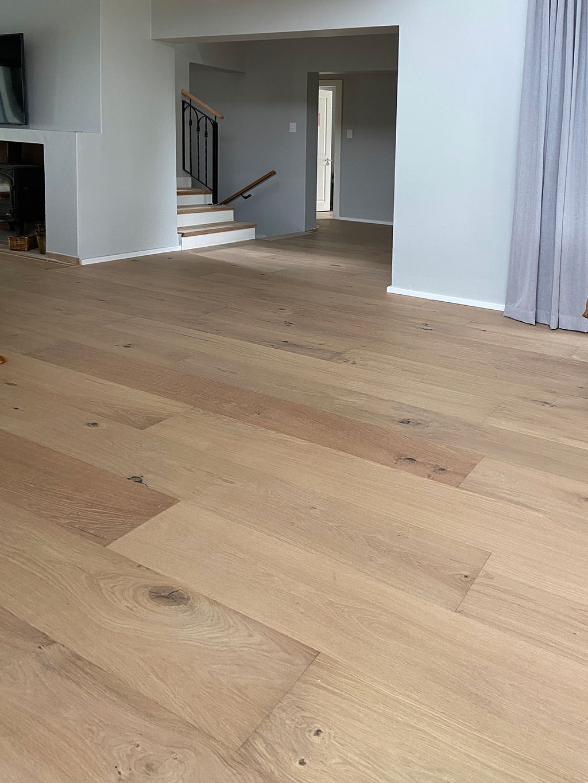 Winterburg prefinished wood flooring
