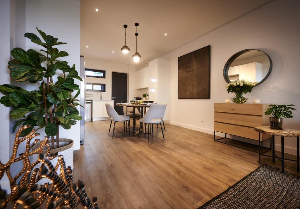Steyn City vinyl flooring Agate