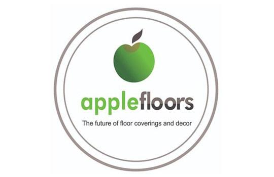Apple floors logo